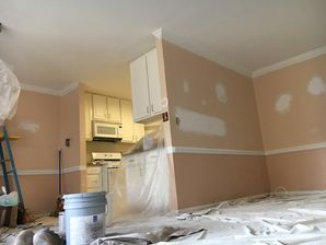 Before & After Interior Painting in Bethesda, MD (2)