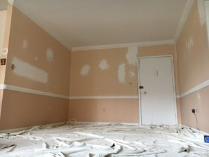 Before & After Interior Painting in Bethesda, MD (1)