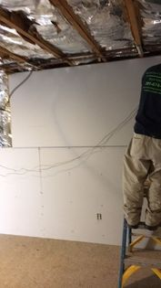 Before & After Drywall in Silver Springs, MD (2)