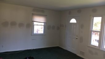 Before & After Interior House Painting in College Park, MD (1)