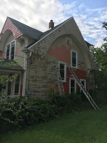 Before & After Exterior Painting in West Hyattsville, MD (1)