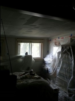 Prep Work for Interior House Painting  in College Park, MD