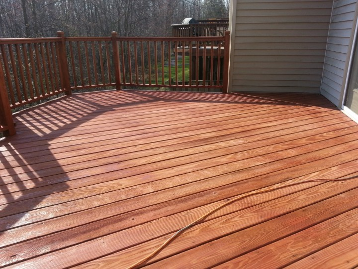 Deck Staining Bethesda MD