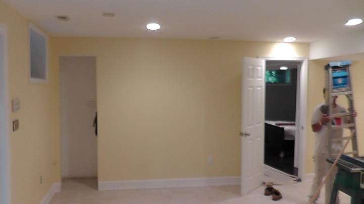 Interior Painting in Potomac, MD