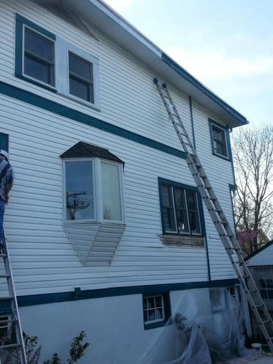 Exterior Painting Brentwood MD