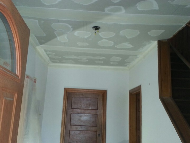 Drywall Replacement On Ceiling Brentwood MD